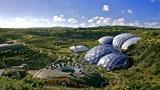 China Eden - nhà kính lớn thứ hai thế giới tại Trung Quốc