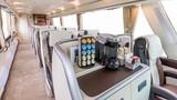Bên trong xe buýt cao cấp nhất nước Nhật giá 13.000 USD/vé