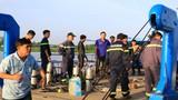 Chìm tàu trên sông Sài Gòn, 2 người mất tích