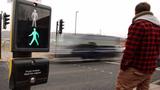 Tận mắt đèn giao thông nguy hiểm nhất ở Anh