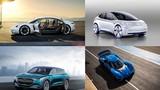"""Những mẫu ôtô điện mới """"hot"""" nhất Thế giới hiện nay"""