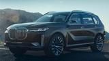 Ngắm SUV hạng sang BMW X7 iPerformance trước ngày ra mắt