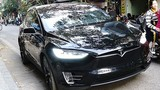 Siêu ôtô điện Tesla Model X P100D hơn 8 tỷ tại Hà Nội