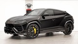 Siêu SUV Lamborghini Urus cực chất với 12 món phụ kiện