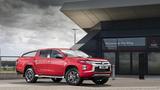 Bán tải Mitsubishi Triton mới từ 26.000 USD tại Anh quốc
