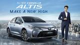 Toyota Corolla Altis 2019 mới từ 630 triệu đồng tại Thái Lan