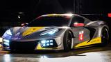 Siêu xe đua Chevrolet Corvette C8 xuất hiện tại châu Âu