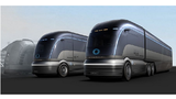 """Ngắm xe tải đầy """"sang chảnh"""" - Hyundai HDC-6 Neptune Concept"""