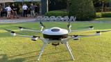 Drone sử dụng nhiên liệu hydro - tương lai ngành vận tải hàng không
