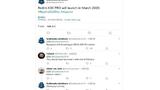 Redmi K30 Pro sẽ được giới thiệu vào tháng 3/2020