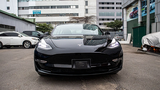 Cận cảnh Tesla Model 3 hơn 3 tỷ đồng tại Việt Nam