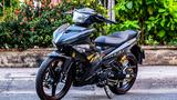 Yamaha Exciter 150 độ carbon, phụ kiện trăm triệu ở Sài Gòn