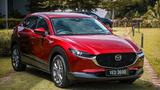 SUV Mazda CX-30 từ 730 triệu đồng tại Thái Lan