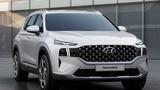 Hyundai SantaFe 2021 mới được nâng cấp như all-new