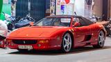 "Ferrari 355 F1 Spider hơn 20 năm tuổi, ""già"" nhất Việt Nam"