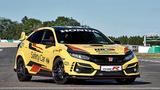 """Ngắm Honda Civic Type R bản """"xe an toàn"""" trên đường đua"""