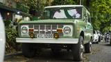"""Cận cảnh SUV Ford Bronco đời đầu, """"hàng hiếm"""" tại Hà thành"""