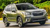 Chi tiết SUV Subaru Forester 2021 mới từ 24.795 USD