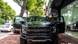 """Ford F-150 Raptor """"cửa tự sát"""", hơn 4 tỷ đầu tiên về Hà Nội"""