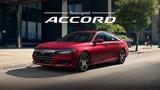 """Honda Accord 2021 mới từ 576 triệu đồng, """"đấu"""" Toyota Camry"""