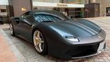 """""""Hắc ngựa"""" Ferrari 488 GTB hơn chục tỷ trên phố Sài Gòn"""