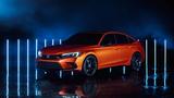 Honda Civic 2022 lột bỏ phong cách thể thao, thanh lịch hơn
