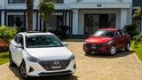 Bóc giá lăn bánh Hyundai Accent 2021 mới vừa ra mắt