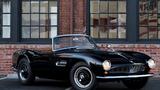 """Ngắm """"ông cụ"""" BMW 507 Series II 1957 hơn 37 tỷ đồng"""