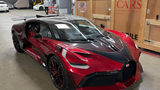 """""""Đập thùng"""" siêu phẩm Bugatti Divo 2021 hơn 115 tỷ đồng"""