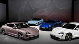 Siêu xe Porsche Taycan thêm bản tiêu chuẩn, chỉ 1,83 tỷ đồng