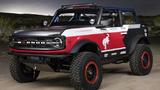 """Ngắm chiếc SUV địa hình Ford Bronco 4600 """"siêu hầm hố"""""""