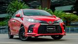 Toyota Vios 2021 từ 478 triệu tại Việt Nam thay đổi những gì?