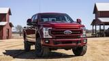 Siêu bán tải Ford F-Series Super Duty 2022 đầy hầm hố và hiện đại
