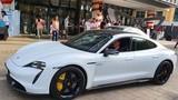 Porsche Taycan Turbo S gần 10 tỷ chạy 412 km/lần sạc ở Sài Gòn