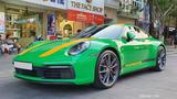 """Porsche 911 Carrera S 2020 """"hàng hiếm"""" lăn bánh tại Sài Gòn"""