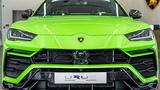 "Lamborghini Urus Pearl Capsule ""cập bến"" Campuchia, có về Việt Nam?"