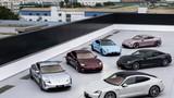 Triệu hồi Porsche Panamera và Taycan vì lỗi hệ thống treo