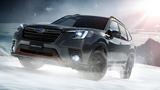 Subaru Forester 2022 sẽ đổi mới và tiết kiệm nhiên liệu