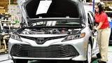 """Toyota lần đầu tiên """"vượt mặt"""" General Motors tại thị trường Mỹ"""