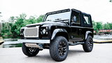 """Land Rover Defender 1997 """"hàng độc"""" động cơ V8, mạnh 435 mã lực"""