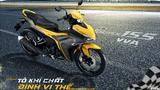 Yamaha Exciter 155 VVA 2021 bản giới hạn được trang bị những gì?