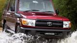 Ra mắt Toyota Land Cruiser 70 huyền thoại, đậm chất cổ điển