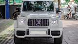 Cận cảnh Suzuki Jimny độ Brabus gần 2 tỷ đồng tại Campuchia