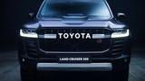 Toyota Land Cruiser GR Sport - xe đắt nhất nhà Land Cruiser 2022