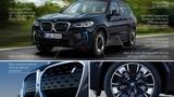 BMW iX3 2022 bản M Sport lộ diện trước ngày ra mắt