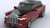 Phantom VIII siêu sang, hàng độc của dân mê Lego và Rolls-Royce