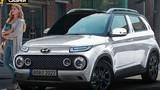 "Hyundai Casper 2022 - SUV siêu rẻ Hyundai ""đe dọa"" Kia Sonet"