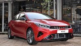 """Kia Cerato 2022 tại Việt Nam đổi tên thành K3, """"đấu"""" Toyota Altis?"""