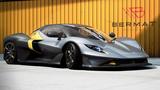 Bermat GT - siêu xe thể thao Ý mới tinh đậm chất xe đua
