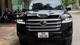 """Toyota Land Cruiser 2022 hơn 4 tỷ tại Hà Tĩnh trúng biển """"tứ quý 8"""""""